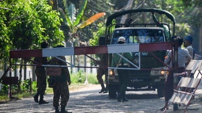Myanmar Makin Berdarah, Ribuan Personel Militer Bersiap Gempur Wilayah Karen