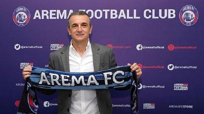 Manajemen Sebut Milomir Seslija Tidak Perlu Trial Lagi di Arema