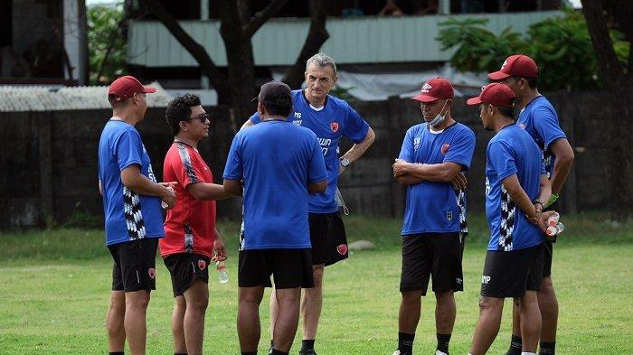 Manajemen PSM Makassar Masih Menunggu Kabar Latihan Bersama dari Tim Pelatih Skuad Pasukan Ramang
