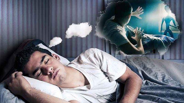 Seputar Mimpi Buruk yang Dapat Mengganggu Tidur Nyenyak dan Kesehatan Anda  - Halaman all - Warta Kota