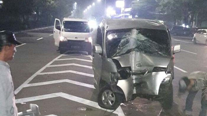 Pensiunan TNI Tewas dalam Kecelakaan Tunggal di Jalan TB Simatupang