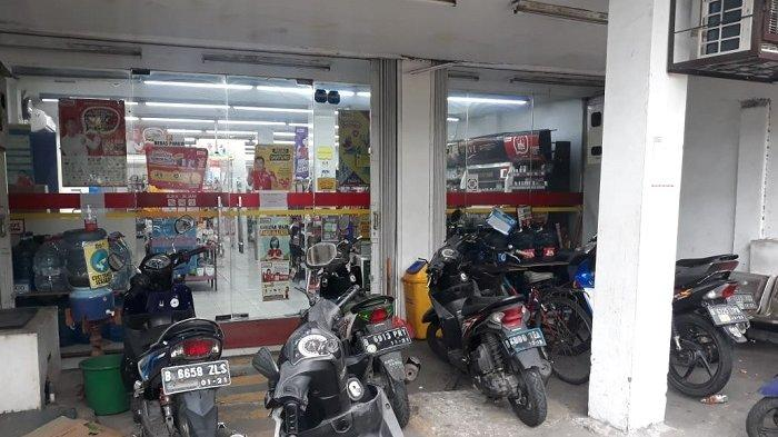 CIRI-ciri Komplotan Pembobol Minimarket di Matraman Telah Dikantongi Polisi dari Rekaman CCTV