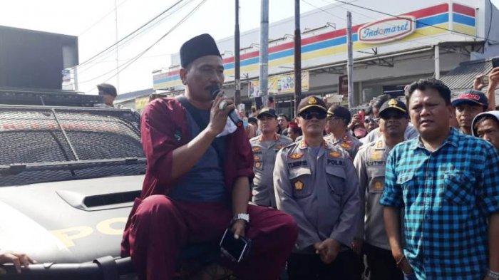 Deklarasi Dukungan Prabowo Sandi di Bekasi Dibubarkan Polisi, Koordinator Bilang Begini