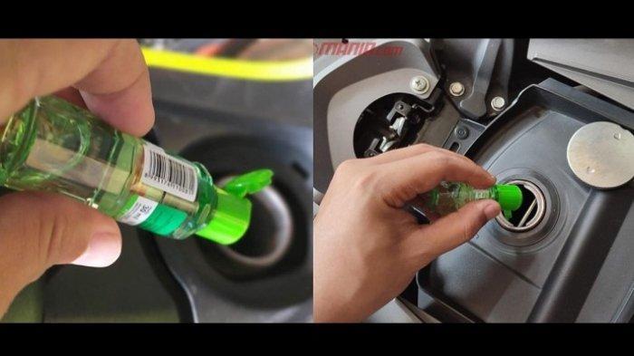 Benar atau Tidak Bensin Dicampur Minyak Kayu Putih Bikin Motor Irit dan Bertenaga? Ini Penjelasannya