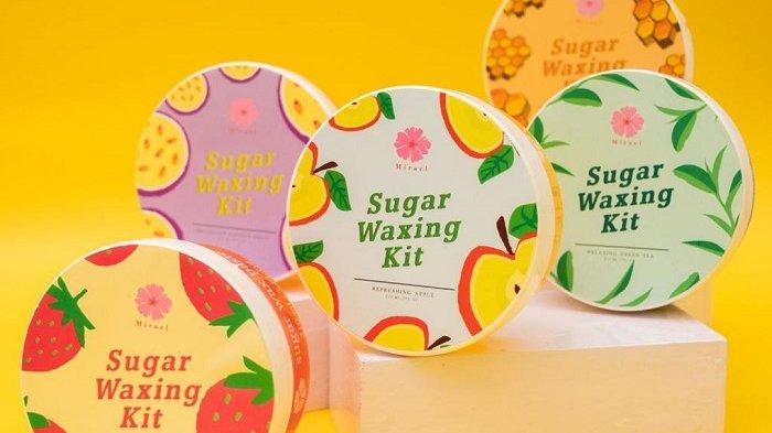 Mirael Perkenalkan Produk Sugar Waxing Kit bagi Wanita untuk Atasi Kelebihan Bulu