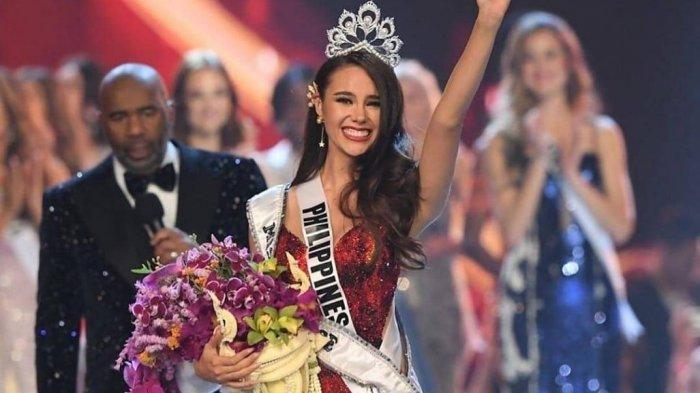 Catriona Gray Terpilih Jadi Miss Universe 2018, Sonia Fergina Citra Top 20 Miss Universe 2018