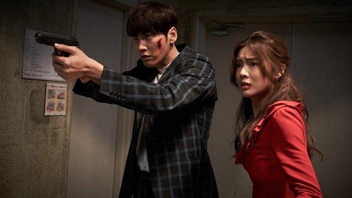Drama Korea Mission Possible Cara Kim Young Kwang dan Lee Sun Bin Atasi Misi Berbahaya