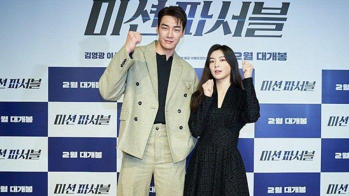 Drama Korea terbaru berjudul Mission Possible dibintangi Kim Young Kwang dan Lee Sun Bin. Drama Korea ini bakal ditayangkan mulai Februari 2021 ini.