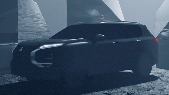 Mitshubishi Siap Luncurkan Outlander Terbaru Pada 16 Februari Siap Menyaingi Nissan Rogue