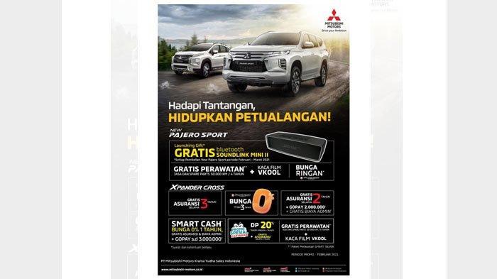 Mitsubishi Motors Perkenalkan New Pajero Sport Ke Publik di Bekasi