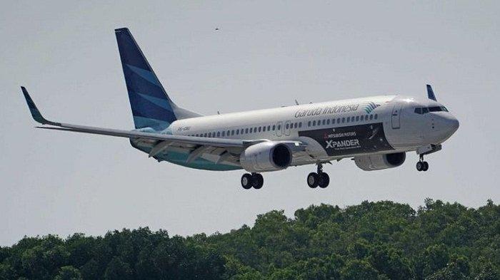 Dirut Garuda Indonesia Bantah Ditekan Luhut untuk Turunkan Harga Tiket Pesawat