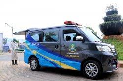 Arief R Wismansyah Alih Fungsikan Mobil Operasional OPD Jadi Mobil Jenazah Covid-19