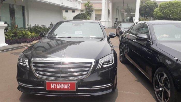 Istana Rogoh Kocek Hingga Rp 1 Miliar untuk Mobil Tamu Negara Saat Pelantikan Jokowi-Maruf Amin
