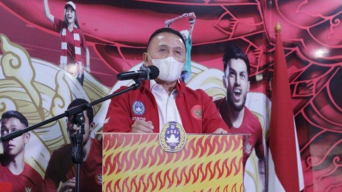 Ketum PSSI Mochamad Iriawan merasa bersyukur akhirnya Polri mengeluarkan izin untuk penyelenggaraan kompetisi Liga 1 dan Liga 2 Indonesia