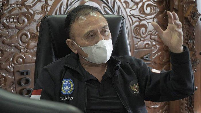 Ketum PSSI Mochamad Iriawan Bentuk Tim Ad Hoc Percepatan Pembangunan Persepakbolaan Nasional