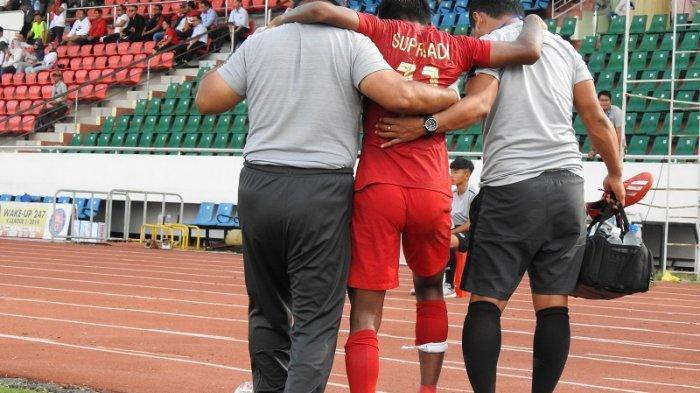 Timnas U-18 Indonesia Terancam Tak Diperkuat Mochamad Supriadi yang Alami Cedera Saat Hadapi Myanmar