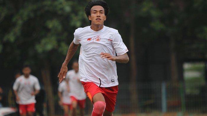 Yudha Febrian Mantan Pemain Timnas U-19 yang Dicoret Shin Tae-yong Resmi Direkrut Persik Kediri
