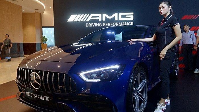 Di Tengah Isu Virus Corona di Ibu Kota, Mercedes-Benz Luncurkan Lima dari 15 Model Terbaru Tahun Ini