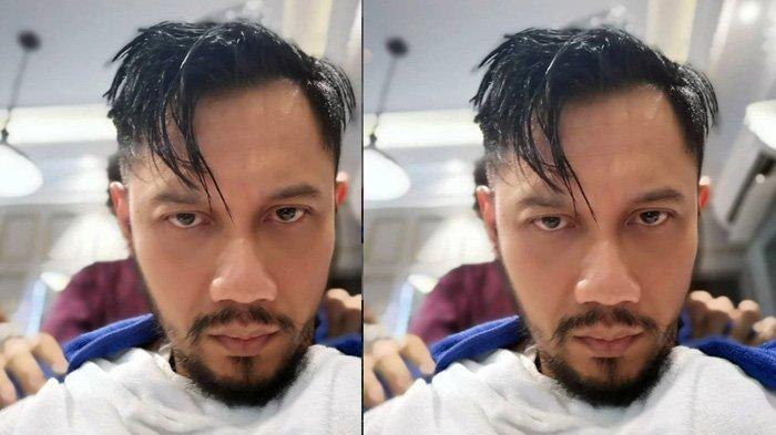 Model Rambut Baru Ahy Disorot Netizen Lihat Penampilan Suami Annisa Pohan Makin Ganteng Warta Kota