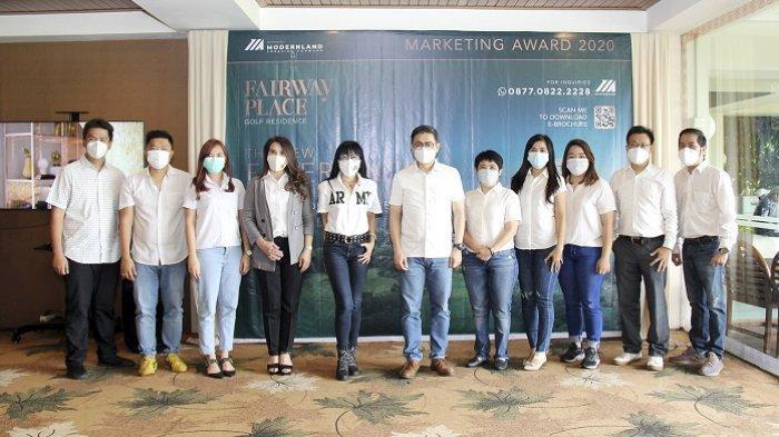 Modernland Realty Mengapresiasi Para Pemasar Properti Berprestasi Melalui Marketing Awards 2020