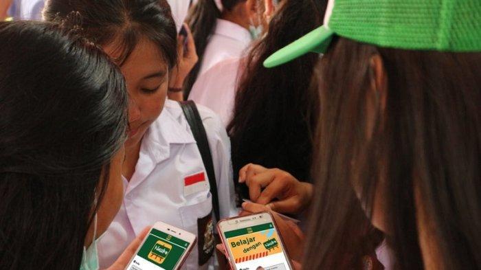 UPDATE Diperpanjang, Pelajar Kota Tangerang Belajar Online di Rumah hingga Lebaran, Masuk 2 Juni