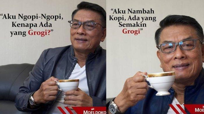 Profil Moeldoko, Dulu Dilantik SBY Jadi Panglima TNI, Kini Jadi Ketum Demokrat Kubu Kontra AHY