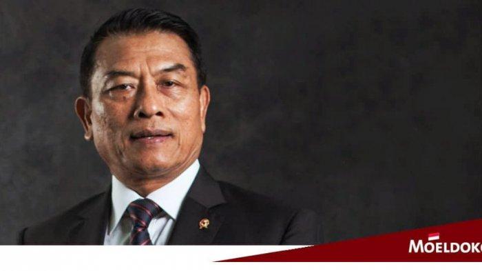 Jaga Marwah Istana dan Jokowi, Moeldoko Diminta Mundur dari Jabatan Kepala Staf Presiden