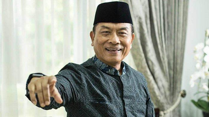 BREAKING NEWS: Moeldoko Terpilih Jadi Ketua Umum Partai Demokrat di KLB Deli Serdang