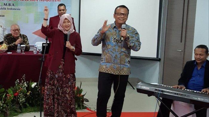Ingin Perempuan Jadi Nelayan, Edhy Prabowo:Kalau Sudah Bisa Mencangkul, Melaut Lebih Mudah