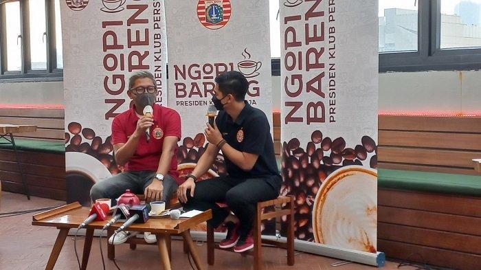 Pengenalan Angelo Alessio Sebagai Pelatih Baru Persija Bertepatan dengan Ultah Bambang Pamungkas