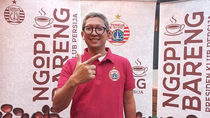 Presiden Klub Persija Jakarta Mohamad Prapanca Yakin Macan Kemayoran Bisa Pecah Telur di Liga 1 2021