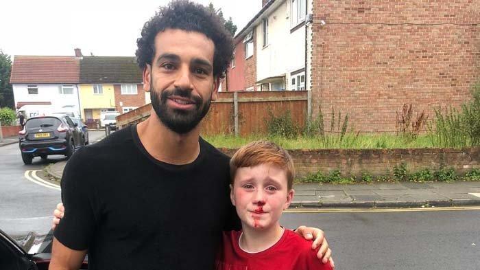 Mohamed Salah Sedih Tak Bisa Mudik