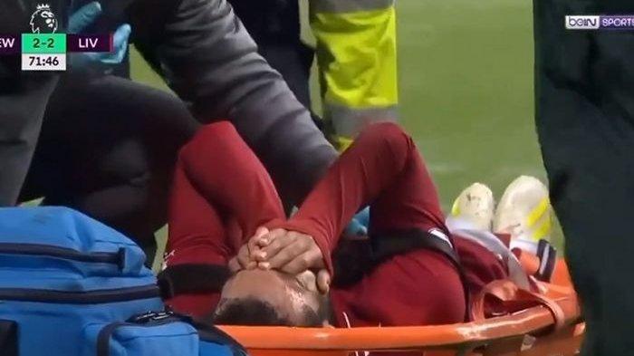 Kiper Newcastle Ketakutan, Mohamed Salah Tak Sadar Selama Lima Detik