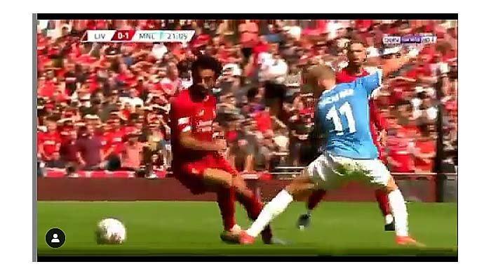 Permainan Ciamik Mohamed Salah Sia-sia