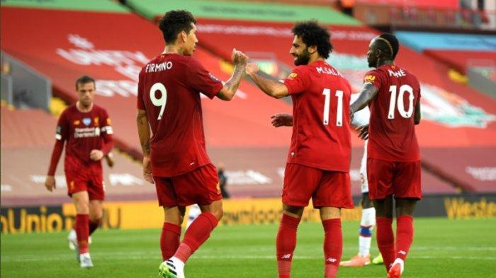 Live Streaming Liga Inggris Liverpool vs Aston Villa, Ini Susunan Pemainnya