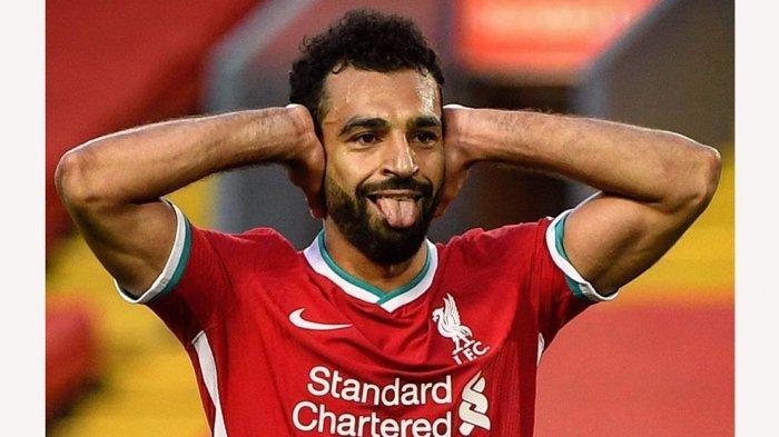 Lupakan Barcelona dan Real Madrid, Mohamed Salah Janji Setia ke Liverpool