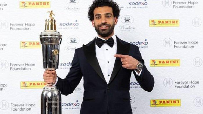 Roberto Martinez Protes Mohamed Salah Raih Player of the Year