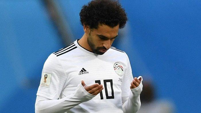 Mesir Dibantai 1-3 oleh Rusia, Akhir yang Tragis Untuk Mohamed Salah!