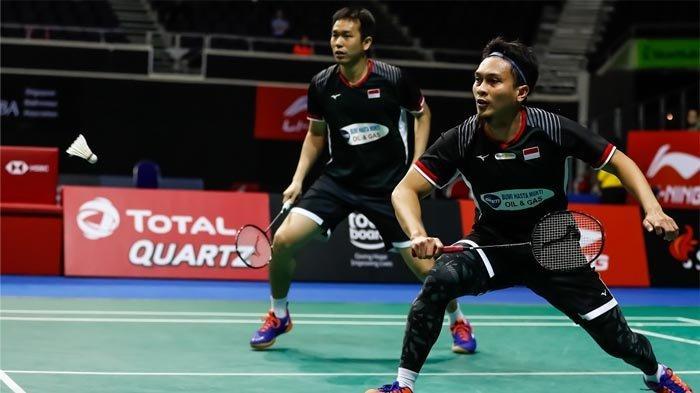 The Daddies Pastikan Gelar Juara Ganda Putra China Open 2019 di Tangan Indonesia