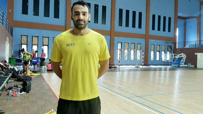 Mohammad Mehdi Sadrae Pelatih Bola Tangan PON DKI Jakarta Yakin Bola Tangan Indonesia Bisa Maju