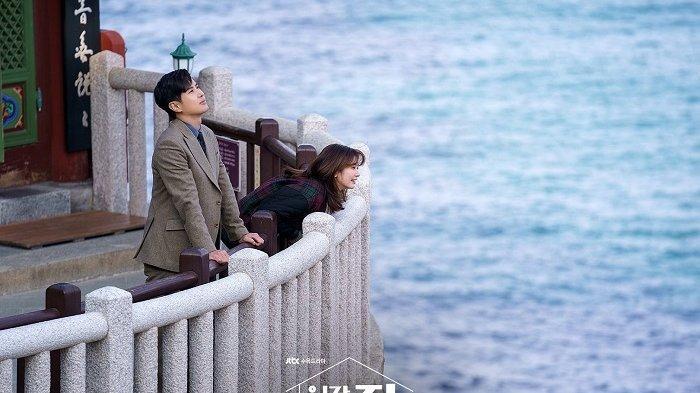 Kim Ji Suk dan Jung So Min Rahasiakan Asmara di Kantor dalam Drama Korea Monthly Magazine Home