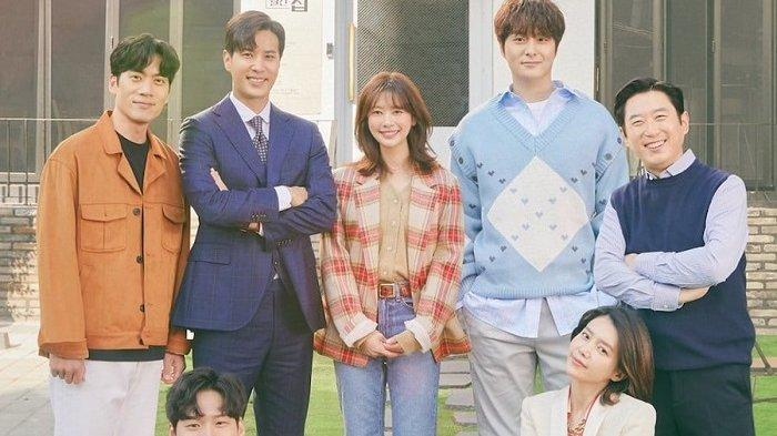 Monthly Magazine Home menampilkan Jung So Min, Kim Ji Suk, Jung Gun Joo, Kim Won Hae, Chae Jung An. Drama Korea ini mulai tayang perdana 16 Juni Juni 2021 di JTBC.