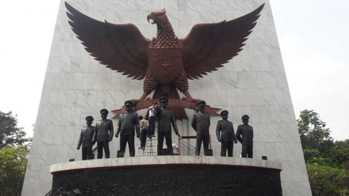DAFTAR 10 Pahlawan Revolusi Serta Pangkat dan Jabatannya Saat Gugur pada 30 September 1965