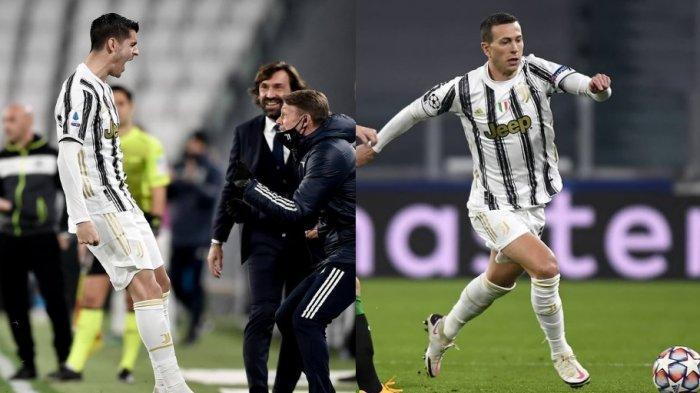 Starting XI dan Live RCTI Juventus vs Lazio, Kejutan Ronaldo Cadangan, Kulusevski dan Morata Starter