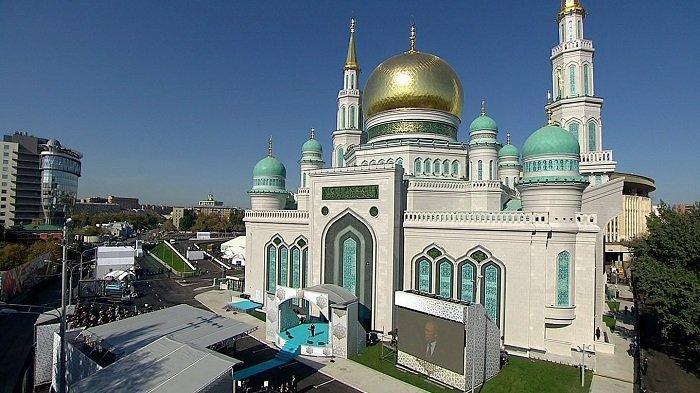 MAHFUD MD Jelaskan Arti & Makna Masjid Katedral di Rusia setelah Diprotes Netizen Ini Foto-fotonya