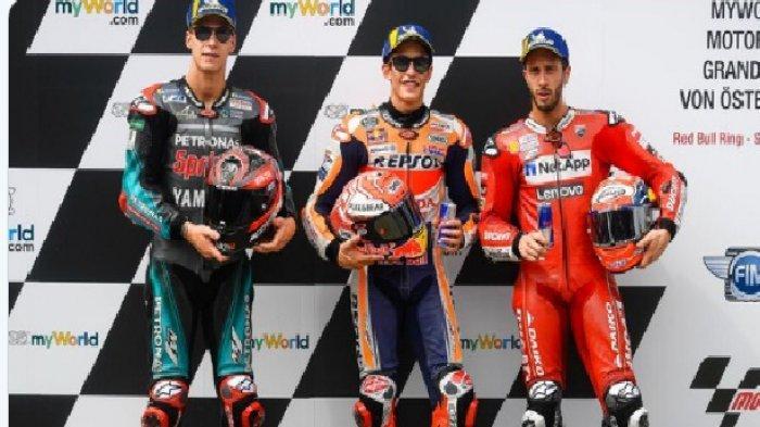 Link Live Streaming MotoGP Austria di Trans7, Ini Prediksi Valentino Rossi Soal Siapa Bakal Juaranya