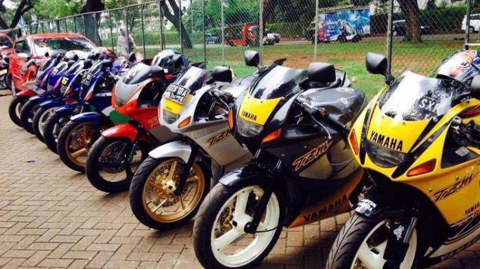 Selain Yamaha RX King, Ini Deretan Motor Lawas yang Harganya Masih Tinggi