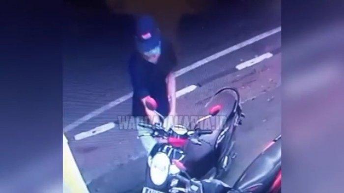 Honda Scoopy Kesayangan Deo Raib dalam Hitungan Detik saat ke ATM di Cengkareng