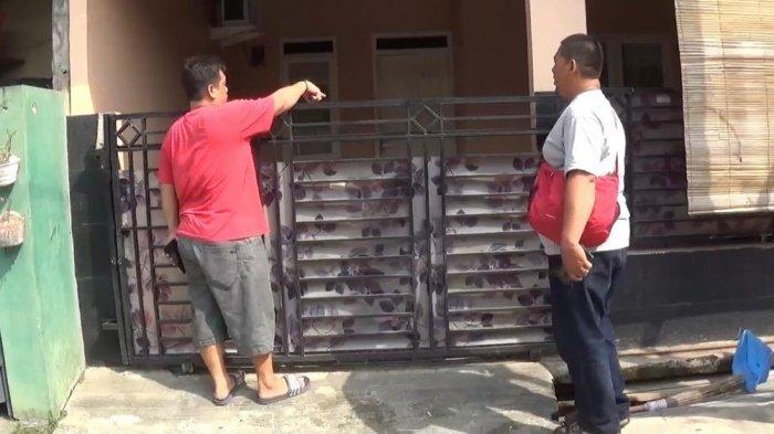 Warga Perum Alamanda Regency Bekasi Shock saat Sedang Mudik Dua Unit Motor Matiknya Digondol Maling