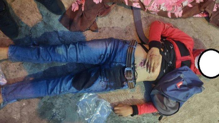 Terjungkal Saat Meloloskan Diri dari Begal Motor, Seorang Pemuda Tewas di Jalan Kampung Sawah Bekasi